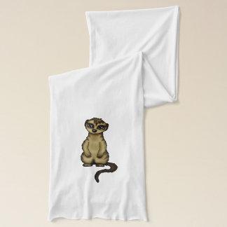 niedlicher Meerkat Schal