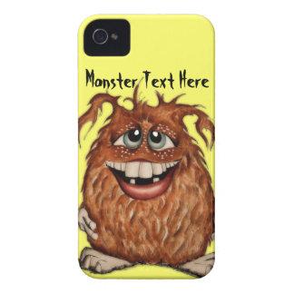 Niedlicher Monster-BlackBerry-Kasten Case-Mate iPhone 4 Hüllen