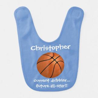 Niedlicher Name des Basketballs w, Babylätzchen