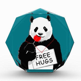 niedlicher Panda Acryl Auszeichnung