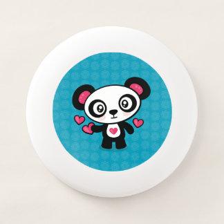 Niedlicher Panda Frisbee