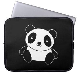 Niedlicher Panda Laptopschutzhülle