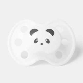 Niedlicher Panda-Schnuller Schnuller