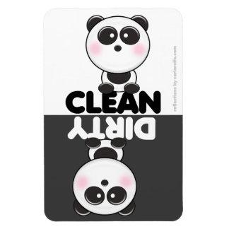 Niedlicher Panda-Spülmaschinen-Magnet Magnete