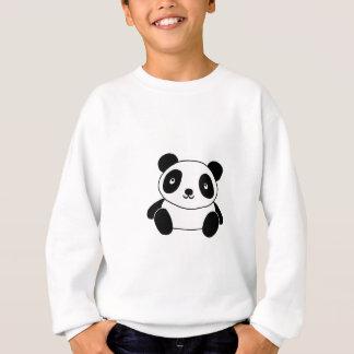 Niedlicher Panda Sweatshirt