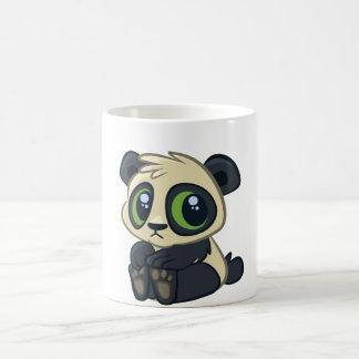 Niedlicher Panda Verwandlungstasse