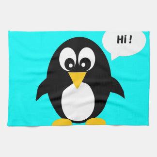 niedlicher Penguin Handtuch