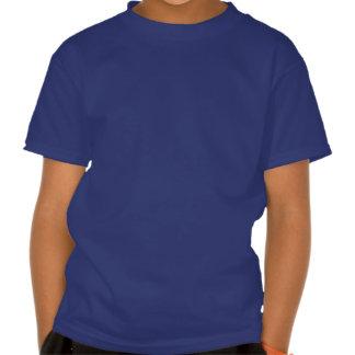 Niedlicher Retro Roboter-T - Shirt