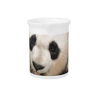Niedlicher riesiger Panda-Bär Krug