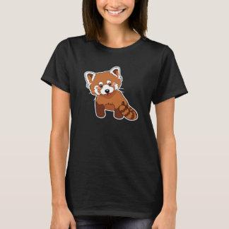 Niedlicher roter Panda-T - Shirt