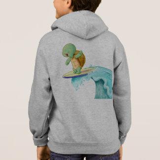 Niedlicher Schildkröte Kawaii ZipHoodie Hoodie