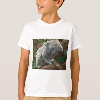 Niedlicher Schlafenkoala-Bär Hemden