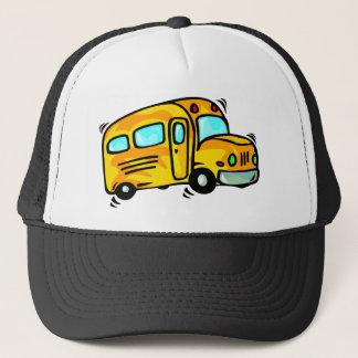 Niedlicher Schulbus Truckerkappe
