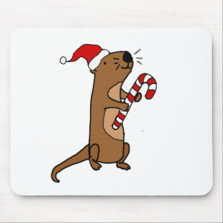 Niedlicher Seeotter im Mousepad
