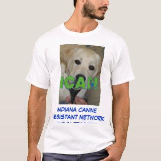 Niedlicher Service-Hund im Training T-Shirt
