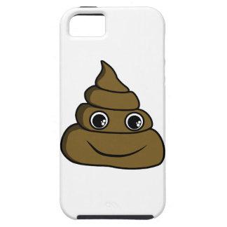 niedlicher smiley kacken iPhone Abdeckung iPhone 5 Hülle