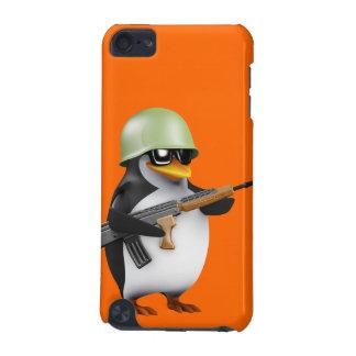 Niedlicher Soldat 3d (editable) iPod Touch 5G Hülle