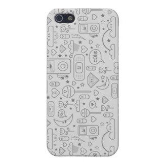Niedlicher Speck iphone Fall iPhone 5 Case