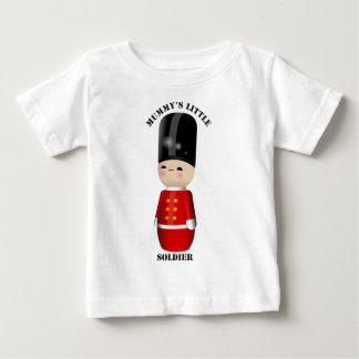 Niedlicher Spielzeug-Soldat Baby T-shirt