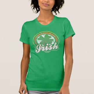 Niedlicher St Patrick Tagesirisches trinkendes T-Shirt