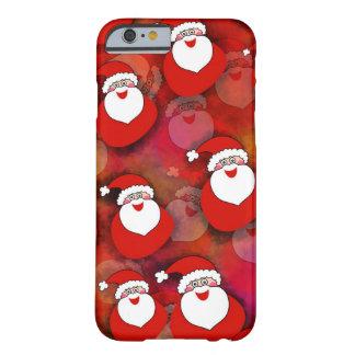 Niedlicher, süßer Weihnachtsmann mit Geschenken. Barely There iPhone 6 Hülle
