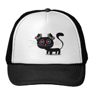Niedlicher Tag der toten Katze Truckercap