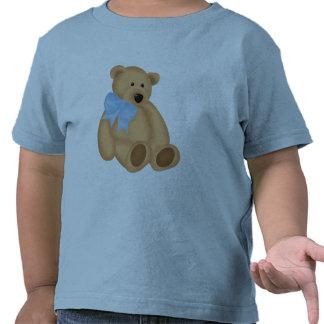 Niedlicher Teddy-Bär für Baby-Jungen Shirt