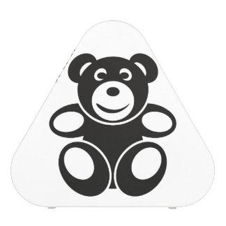 Niedlicher Teddy mit einem Lächeln Bluetooth Lautsprecher