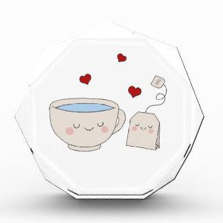 Niedlicher Tee Auszeichnung