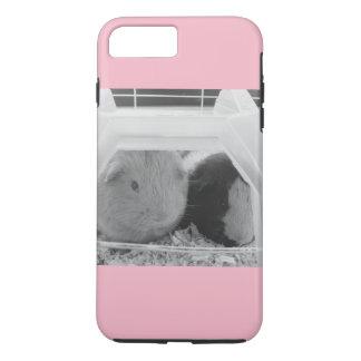 Niedlicher Telefon-Kasten iPhone 8 Plus/7 Plus Hülle