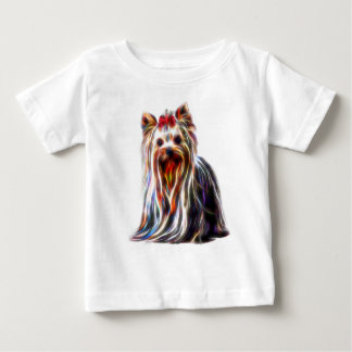 Niedlicher Terrier Yorkshires Yorkie Baby T-shirt