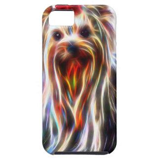 Niedlicher Terrier Yorkshires Yorkie Etui Fürs iPhone 5