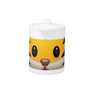 Niedlicher Tiger Emoji