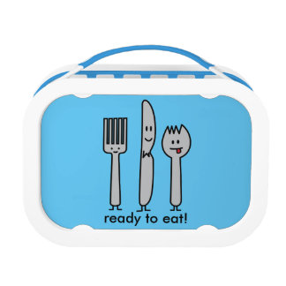 Niedlicher Tischbesteck-Gerät-Gabel-Messer Spork Brotdose