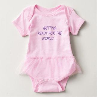 Niedlicher Tutubodysuit für Ihre kleine Prinzessin Baby Strampler