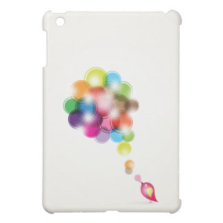 Niedlicher tweetender Vogel - iPad Fall iPad Mini Cover