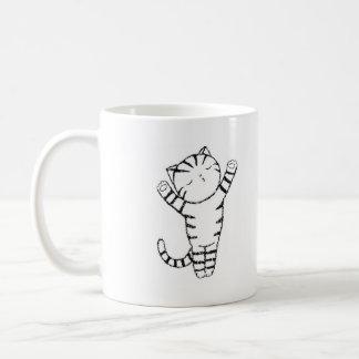Niedlicher u. lustiger kaffeetasse