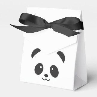 Niedlicher und Cuddly Panda-Bevorzugungs-Kasten Geschenkschachtel