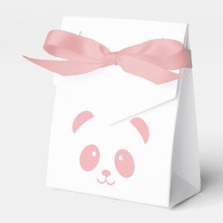 Niedlicher und Cuddly rosa Geschenkschachtel
