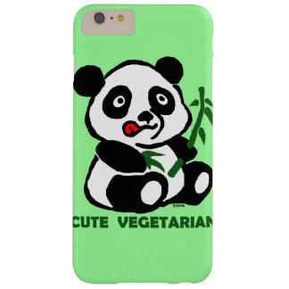 niedlicher Vegetarier Barely There iPhone 6 Plus Hülle