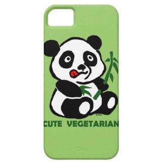 niedlicher Vegetarier iPhone 5 Cover