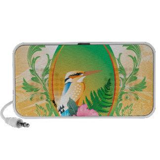 Niedlicher Vogel Reise Lautsprecher