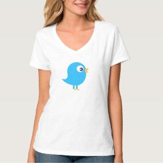 Niedlicher Vogel T-Shirt