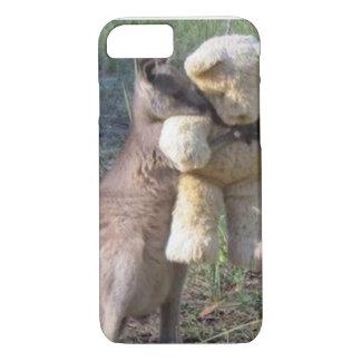 Niedlicher Wallaby, der teddybear iPhone 6/6s Fall iPhone 8/7 Hülle