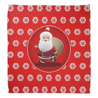 Niedlicher Weihnachtsmann Halstuch