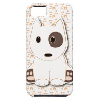 Niedlicher Welpe Stier-Terriers Hülle Fürs iPhone 5
