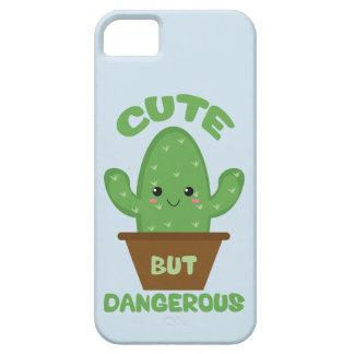 Niedliches aber gefährliches - Kawaii Kaktus - iPhone 5 Case