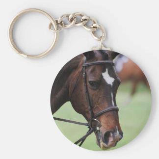 Niedliches arabisches Pferd Keychain Schlüsselanhänger