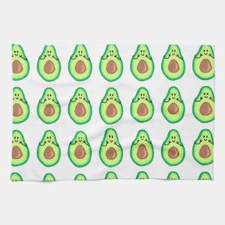 Niedliches Avocado-Tee-Tuch Geschirrtuch
