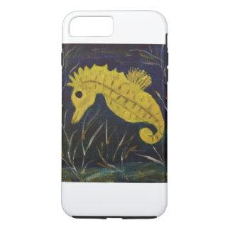 Niedliches Baby-Seepferd iPhone 8 Plus/7 Plus Hülle